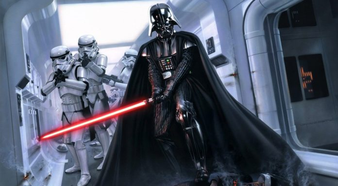 Darth Vader não é mais o personagem mais popular de Star Wars