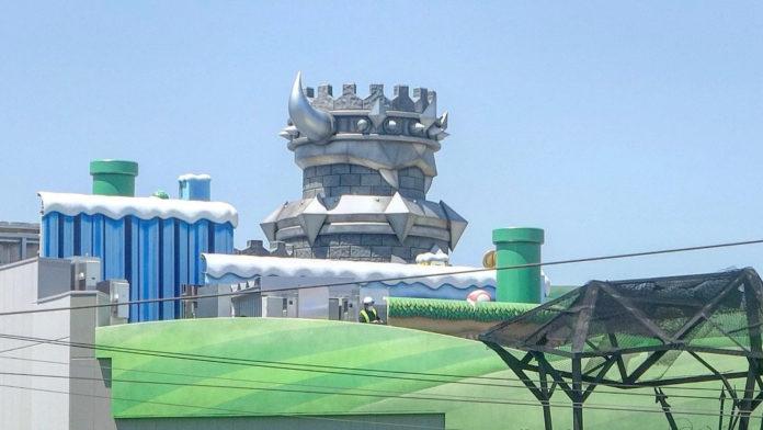 Novas imagens do World of Super Nintendo nos dão mais uma prévia do parque