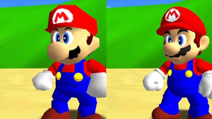 O Porte NÃO Oficial para PC de Mario 64 ficará Glorious quando os Mods forem feitos com ele