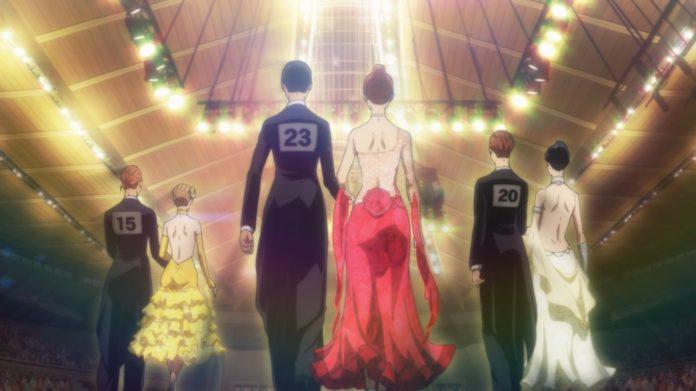 Bem-vindo a dança de salão (Ballroom) review da segunda temporada do anime