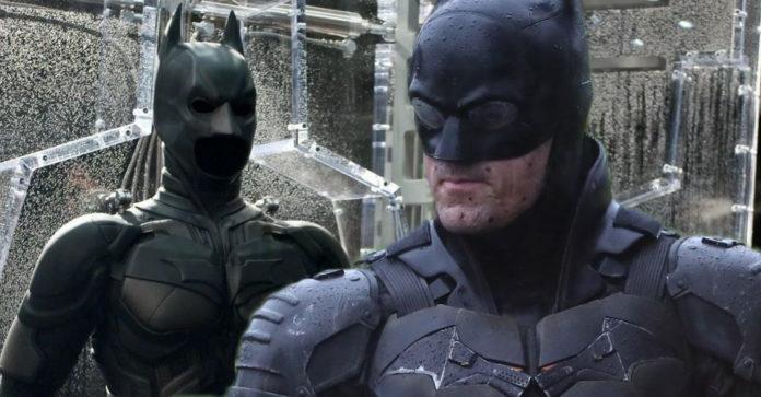 Batman: como o traje de Robert Pattinson se compara ao Cavaleiro das Trevas