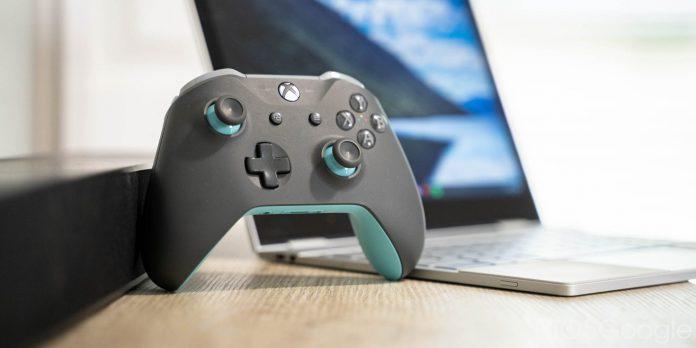 Chrome OS prepara suporte para jogos Steam