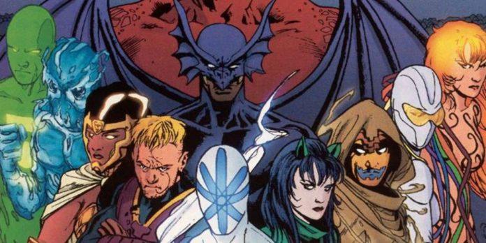 Stan Lee criou sua própria Liga da Justiça para a DC Comics