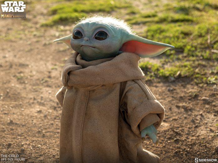 Como uma estrela mandaloriana se sente sobre a obtenção constante de perguntas sobre o bebê Yoda