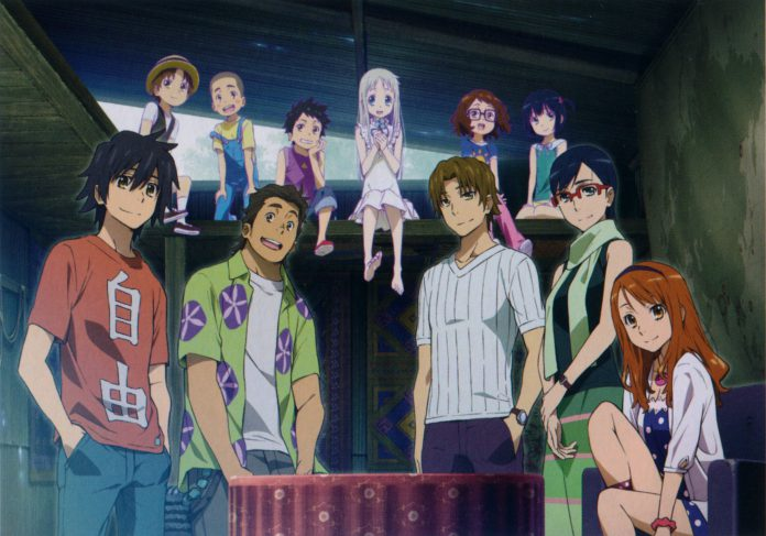 Anohana: The Flower We Saw That Day Review