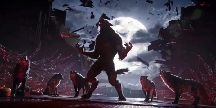 O videogame do World of Darkness Ninguém fala