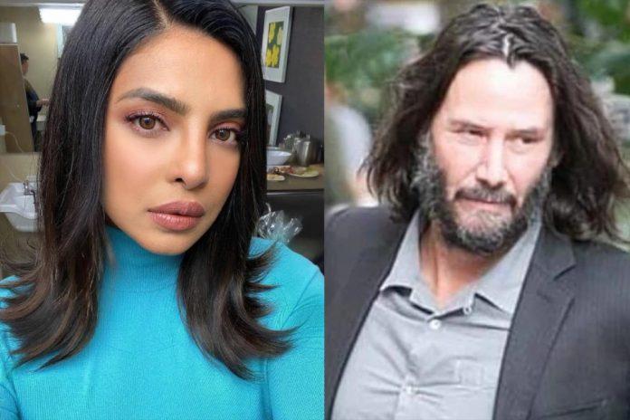 Priyanka Chopra estrelará Matrix 4 de Keanu Reeves