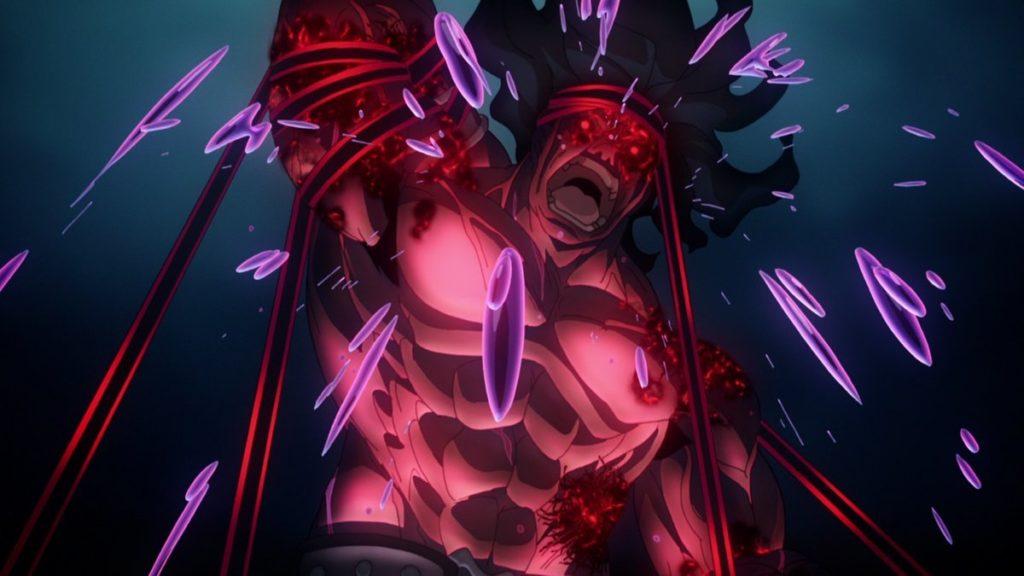 Fate / Stay Night Heaven's Feel II - Review de borboleta perdida 2