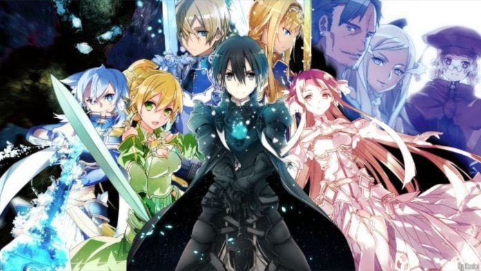 Sword Arts Online Temporada 4