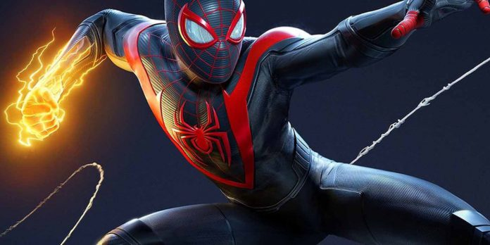 Spider-Man: Miles Morales entra em ação no PlayStation 5 Box Art