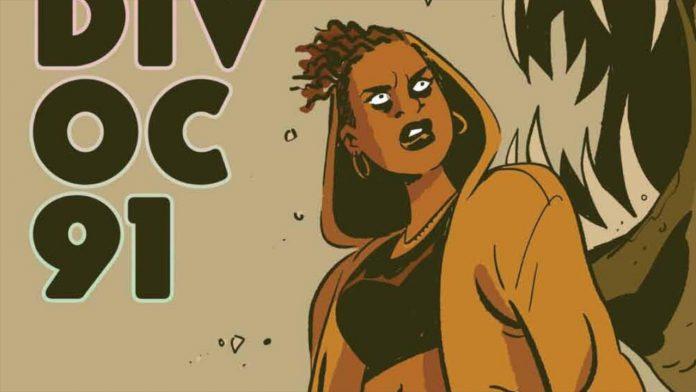 WALKING DEAD Artista Charlie Adlard se une a outros criadores de quadrinhos para PLANET DIVOC-91 no WEBTOON