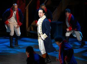 Filme de Hamilton na Disney +