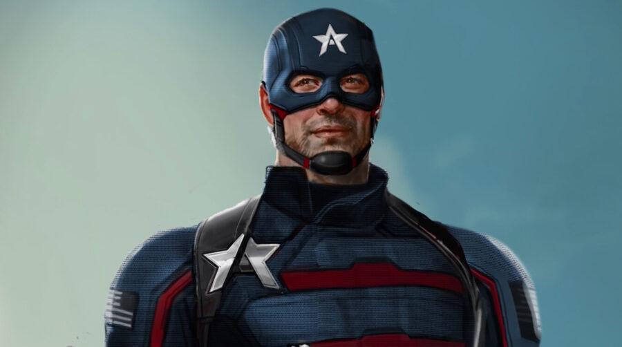 US Agent concept art