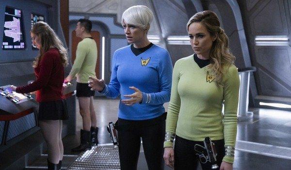 James McAvoy Star Trek Parody - Paródia de Jornada nas Estrelas 2