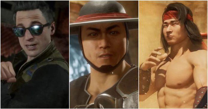 10 Coisas loucas que você não sabia sobre os personagens principais de Mortal Kombat 11