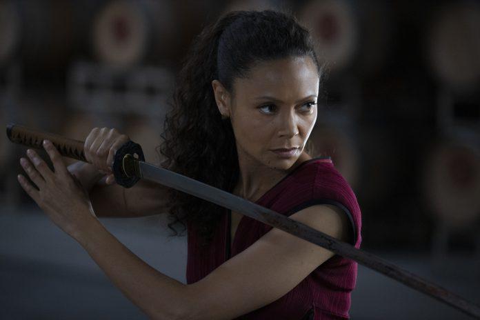 Thandie Newton fala sobre a quarta temporada 'Westworld' e relembra a terceira temporada