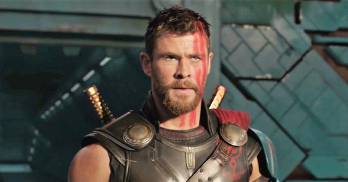 Chris Hemsworth NÃO FELIZ com Natalie Portman depois que ele está sendo SUBSTITUÍDO como Thor por Ela