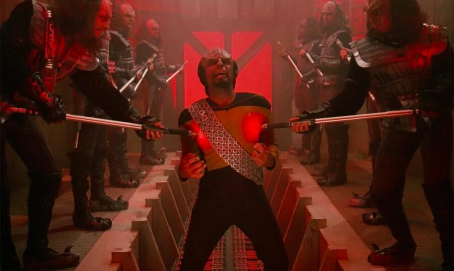 Season 2 Worf