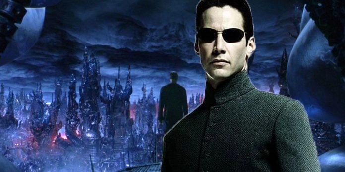 Matrix: Onde está localizada a Cidade das Máquinas?