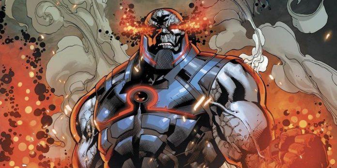 O ator Darkseid de Snyder Cut aparecerá em novos deuses?