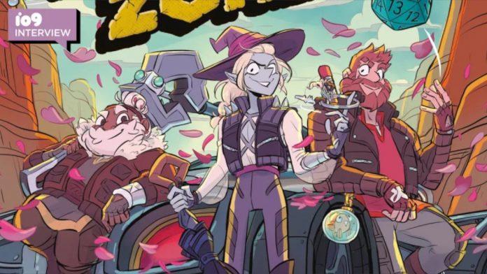 Os criadores da Adventure Zone sobre a adaptação do enredo mais controverso da série