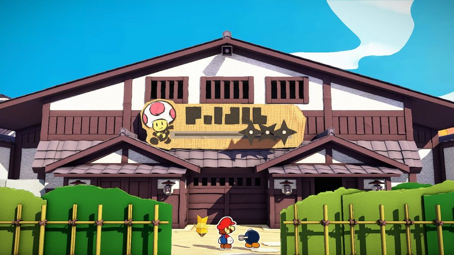 Paper Mario: The Origami King Review (Switch)