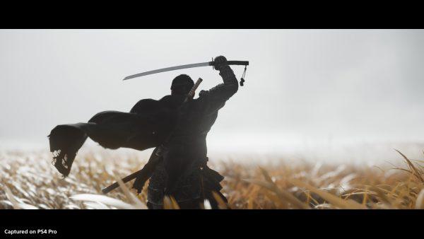 Imagem via Sucker Punch Productions, Sony Interactive Entertainment