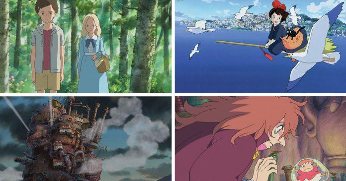 Agora que o Studio Ghibli está transmitindo na HBO Max