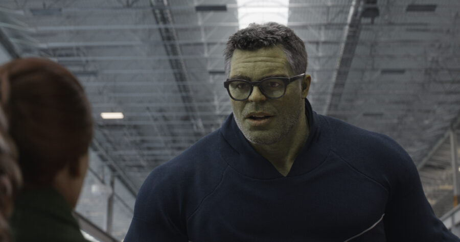 Cena Deletada Mostra Hulk Se Transformando Hulk Inteligente 1