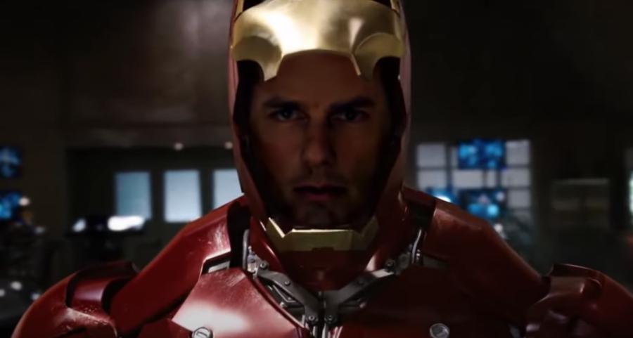 Tom Cruise como Stark