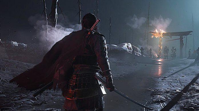 Explicação do Ghost of Tsushima: Samurai as Posturas do Shinobi