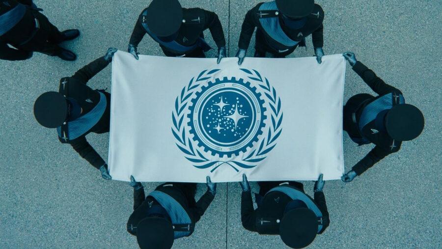 pior filme de star trek na bandeira da escuridão