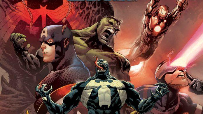 O próximo evento da Marvel é dark e heavy metal: King in Black