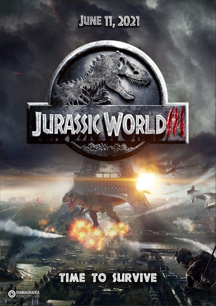 Mundo Jurássico 3