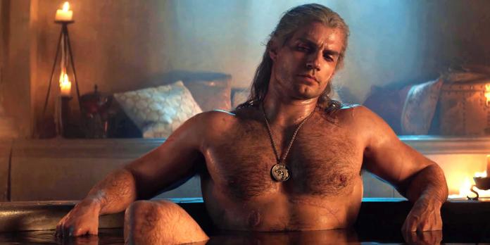 Henry Cavill é bonito demais para interpretar Geralt na segunda temporada de The Witcher
