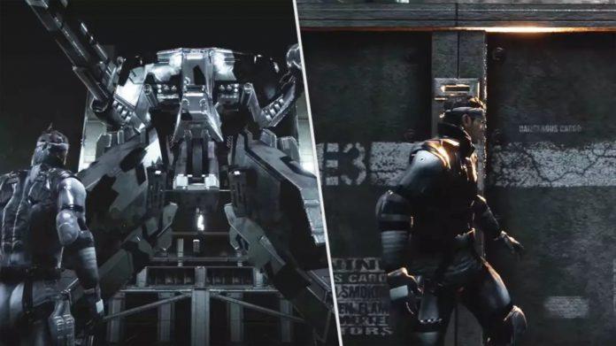 'Metal Gear Solid' foi reformulado no Unreal Engine 4: Ficou impressionante