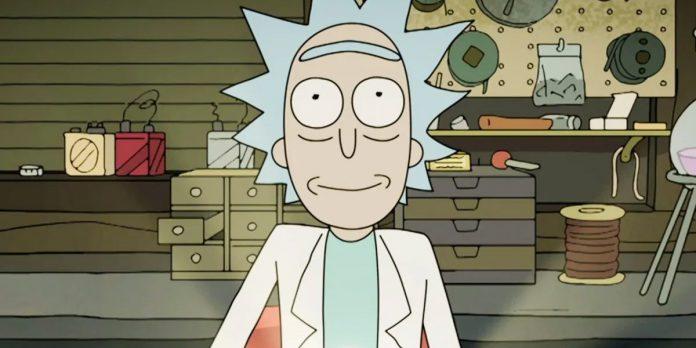Rick And Morty está dando Rick A Nemesis na 5 ª temporada: Confira o primeiro olhar