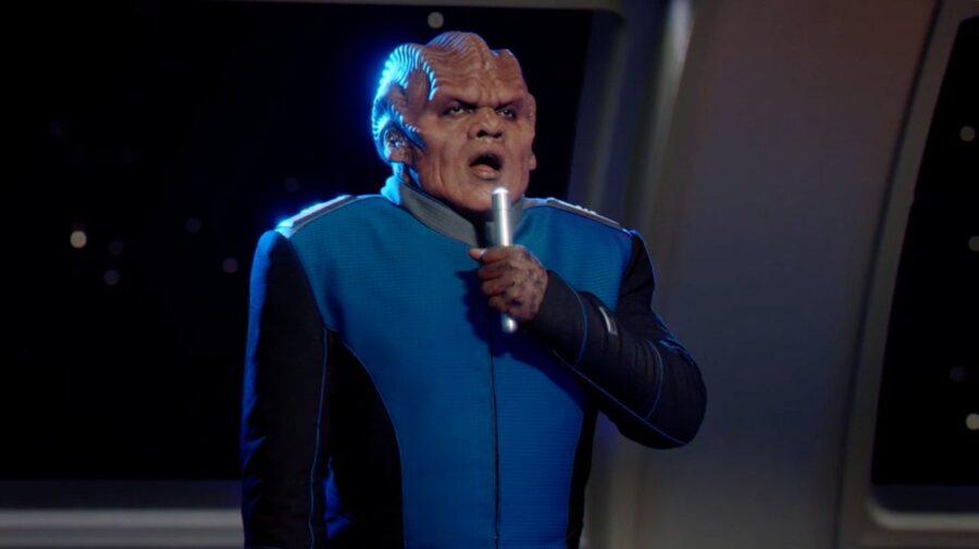 Bortus canta na 3ª temporada