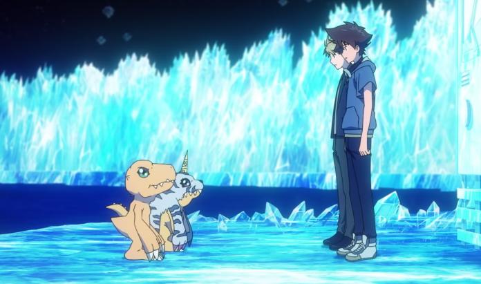 Digimon Adventure: Last Evolution Kizuna Anime