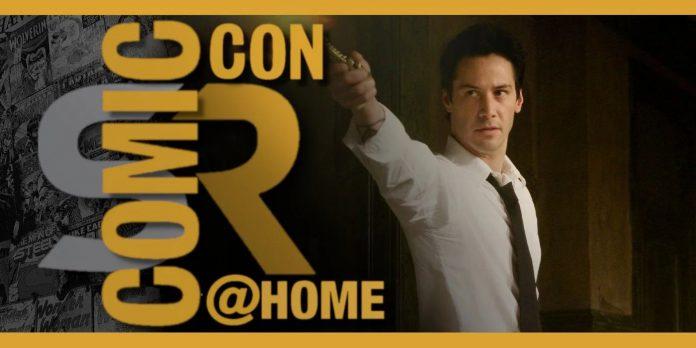 Constantine foi ferrado pela classificação R do filme diz o diretor na COMIC CON
