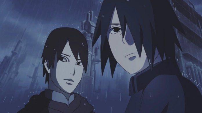 Episódio 157 - Boruto: Naruto Next Generations