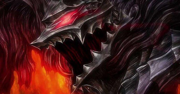 Berserk sugere origens da armadura Berserker no último capítulo