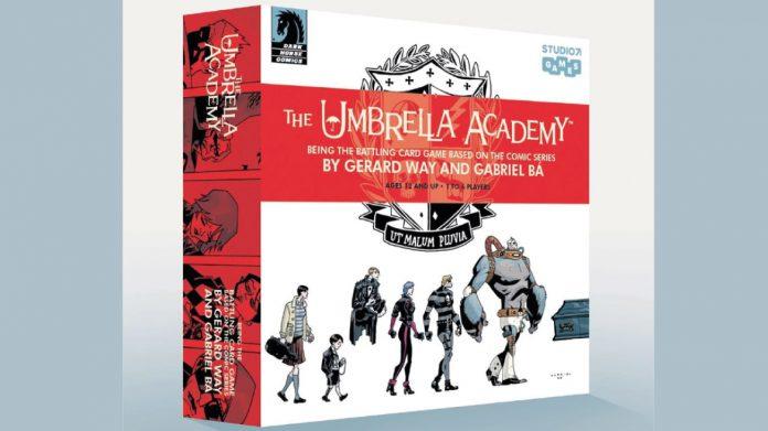 Umbrella Academy Card Game
