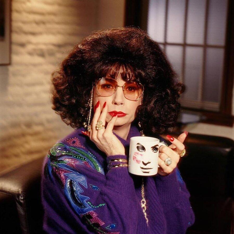 Mike Myers como Linda Richman
