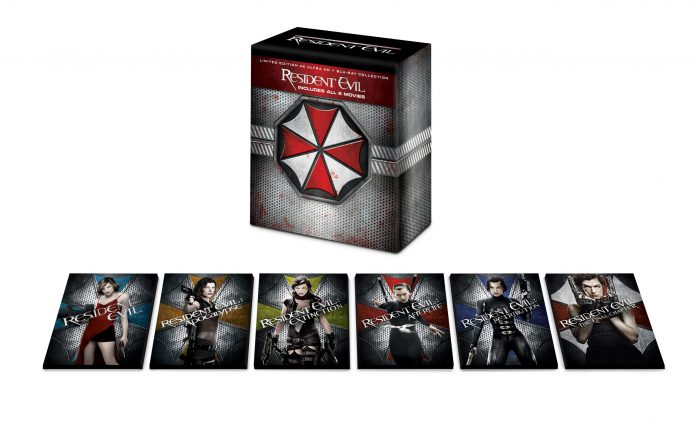 Resident Evil 4K Ultra HD Collection