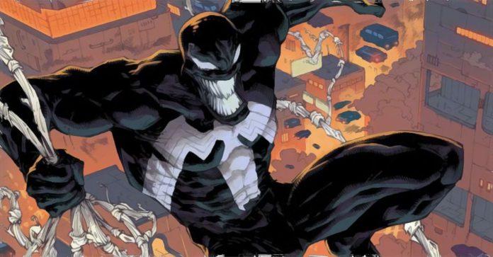 Venom: Simbiote alienígena de Eddie Brock [SPOILER] e Ed pela primeira vez