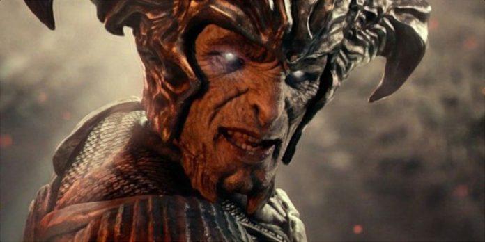 Zack Snyder revelou a versão de Steppenwolf de Snyder Cut's e é glorioso