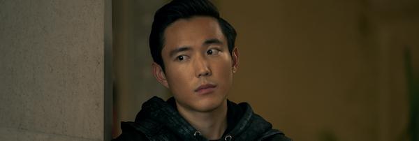 Umbrella Academy: Justin H. Min sobre a morte de Ben 2ª temporada de suspense 1