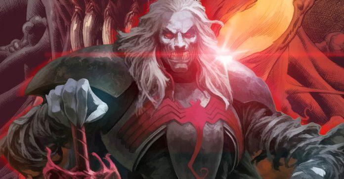 Deus simbionte de Venom deveria ter permanecido nas sombras