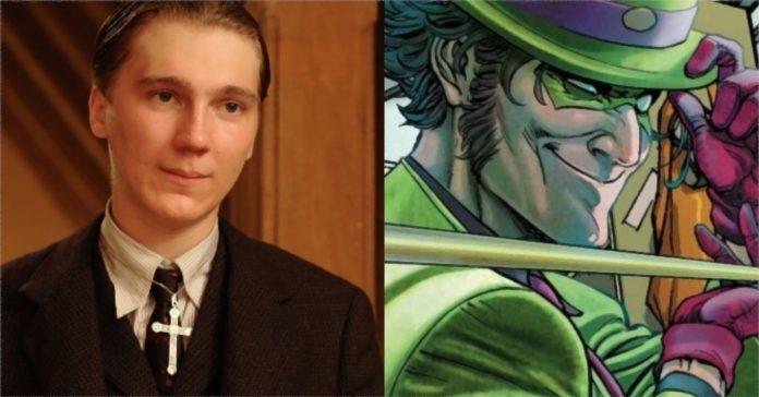 Veja Paul Dano como o Charada de 'O Batman' de Robert Pattinson
